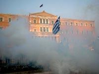 מהומות יוון / צלם: רויטרס